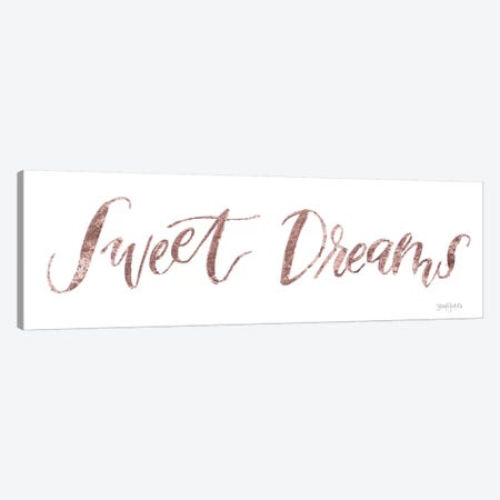 Sweet Baby Girl II Canvas Print #JEJ8} by Jenaya Jackson Canvas Wall Art