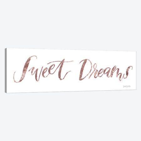 Sweet Baby Girl II Canvas Print #JEJ8} by Jenaya Jackson Canvas Wall Art