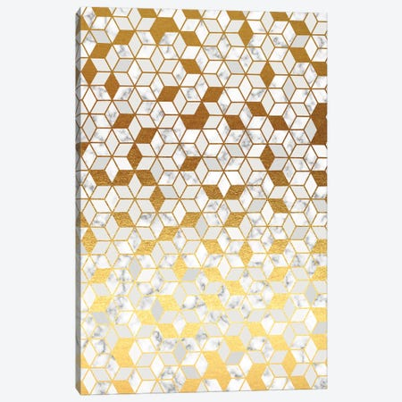 Terrazzo III Canvas Print #JEK18} by Jean Kelly Canvas Art