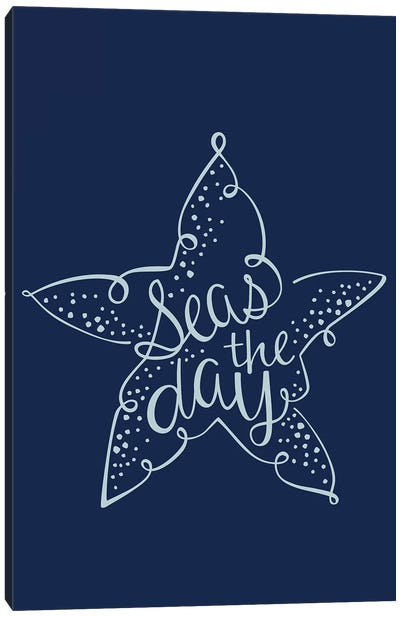 Nautical I Canvas Art Print