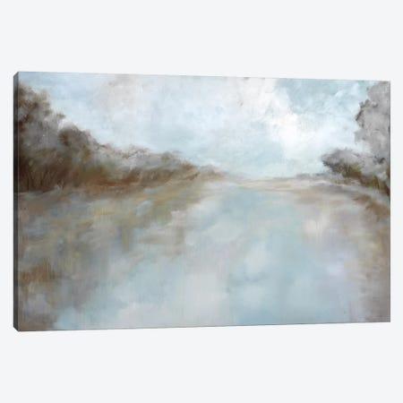 Through The Haze Canvas Print #JEL1} by Jacqueline Ellens Canvas Artwork