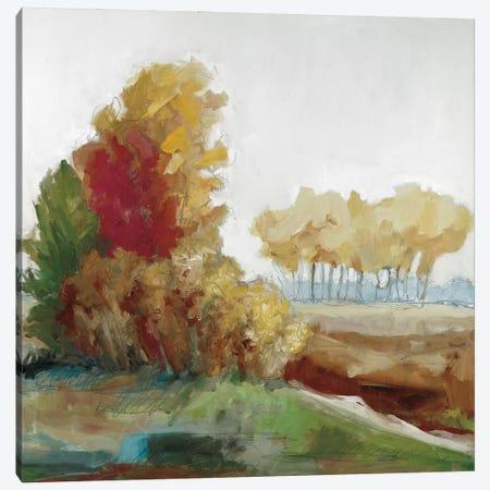 Autumn Colors Canvas Print #JEL4} by Jacqueline Ellens Canvas Art Print