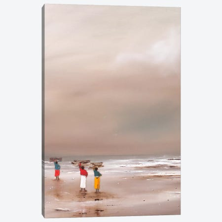 Kindling Canvas Print #JEN12} by Jan Eelse Noordhuis Canvas Art Print