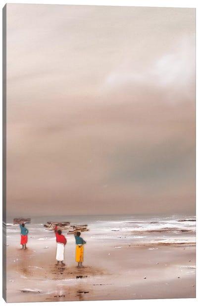 Kindling Canvas Art Print