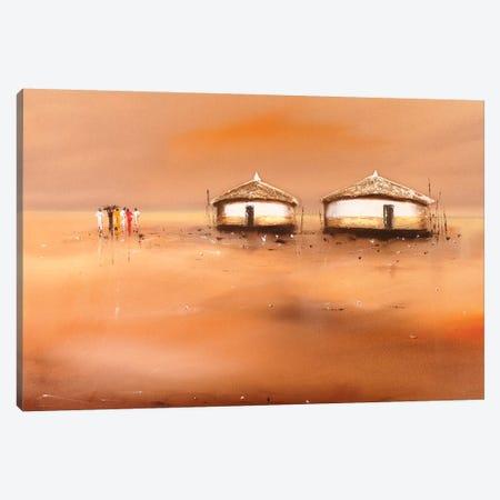 On The Waterfront III Canvas Print #JEN13} by Jan Eelse Noordhuis Canvas Print