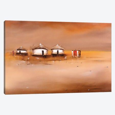 On The Waterfront IV Canvas Print #JEN14} by Jan Eelse Noordhuis Canvas Artwork