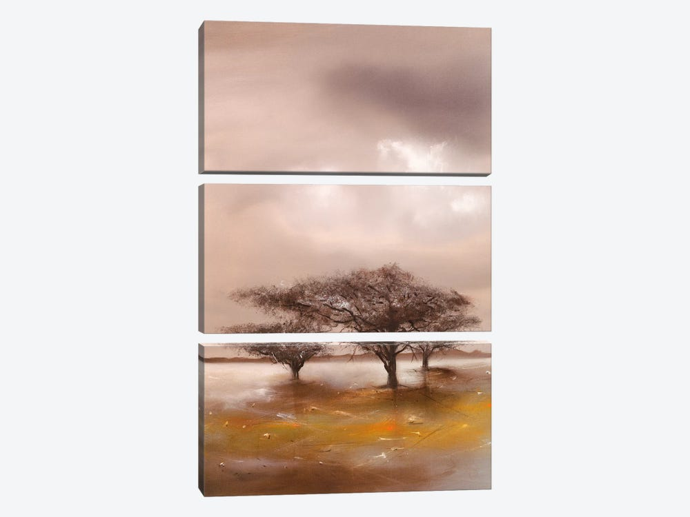 Resting Place II 3-piece Canvas Art Print