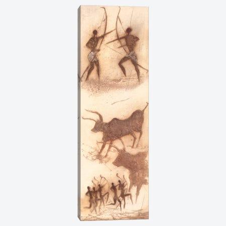 African Impression II Canvas Print #JEN2} by Jan Eelse Noordhuis Canvas Art