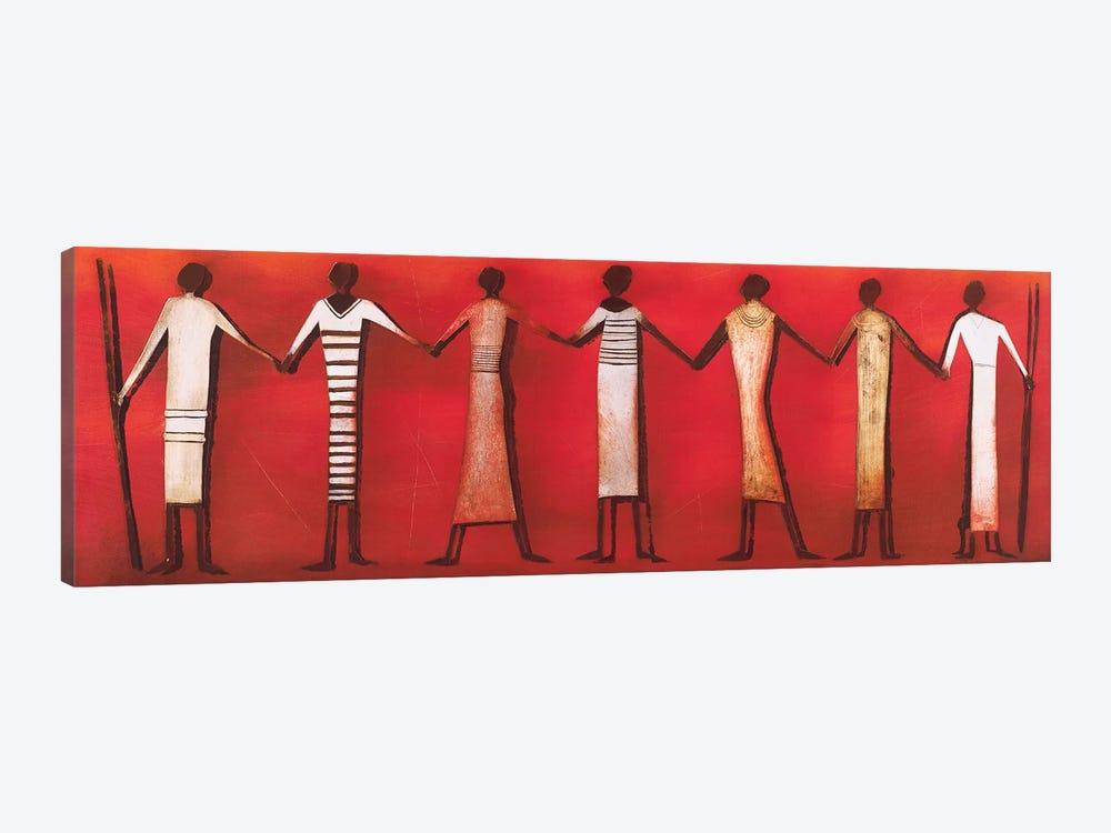 Figuras I by Jan Eelse Noordhuis 1-piece Art Print