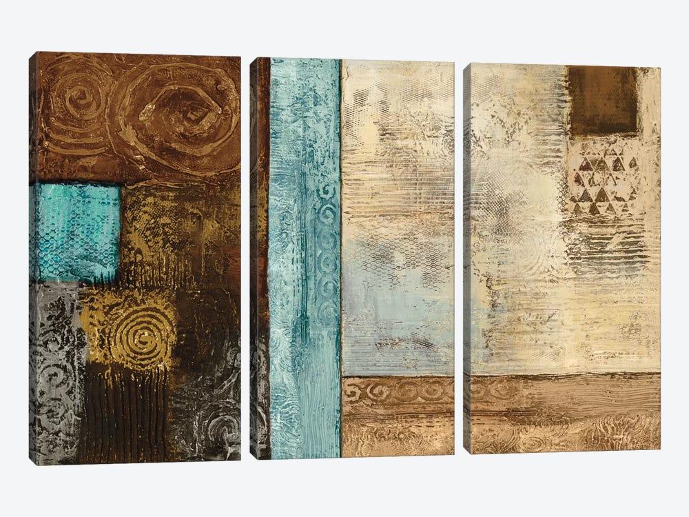Aventura by Jered Baxter 3-piece Canvas Print