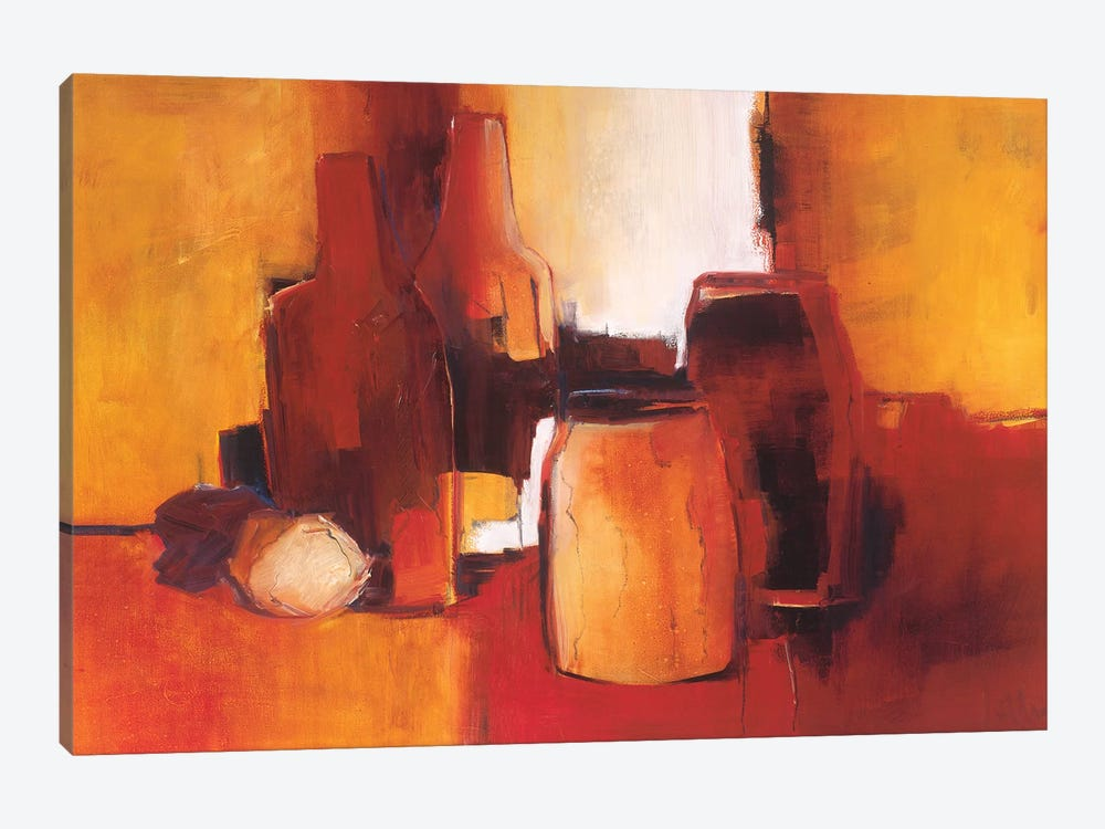 Cans And Bottles I by Jettie Roseboom 1-piece Canvas Wall Art