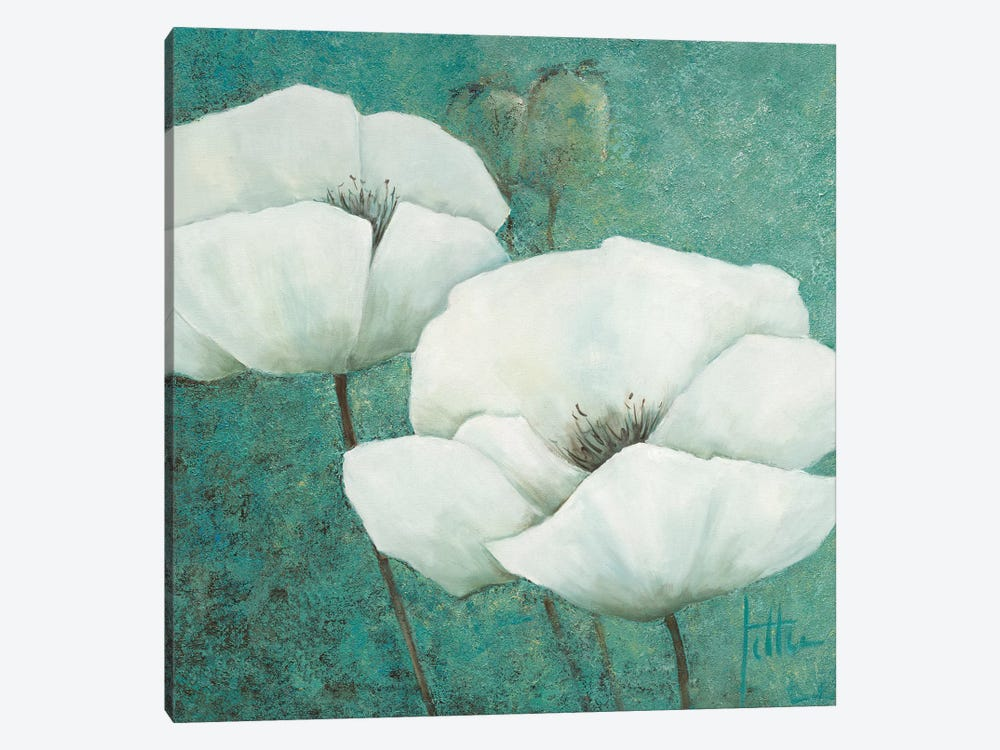 Flora I by Jettie Roseboom 1-piece Canvas Art