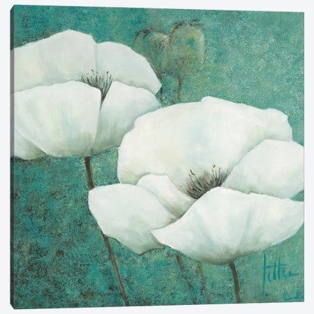 Flora I Canvas Print #JET16} by Jettie Roseboom Canvas Artwork