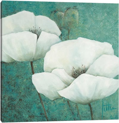 Flora I Canvas Art Print