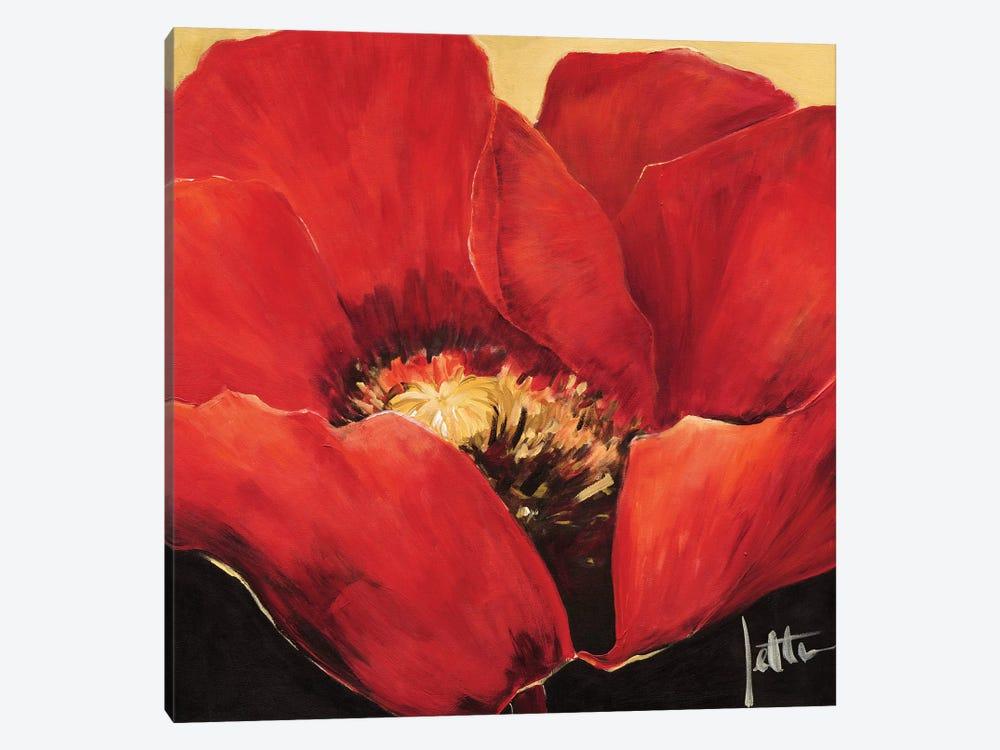 Red Beauty II by Jettie Roseboom 1-piece Art Print