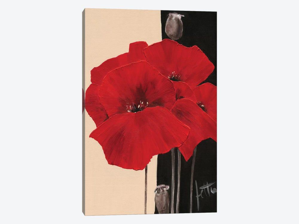 Refined II by Jettie Roseboom 1-piece Canvas Print