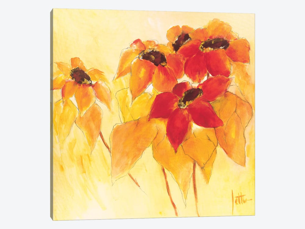 Sunshiny I by Jettie Roseboom 1-piece Canvas Wall Art