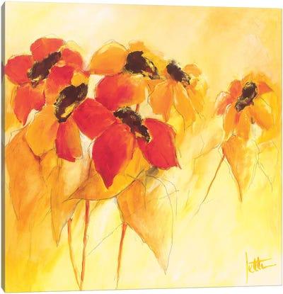 Sunshiny II Canvas Art Print