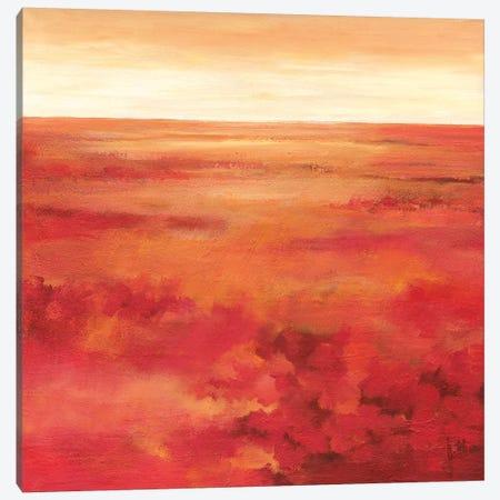 Wild Flowers II Canvas Print #JET37} by Jettie Roseboom Canvas Artwork