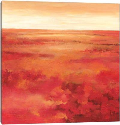 Wild Flowers II Canvas Art Print