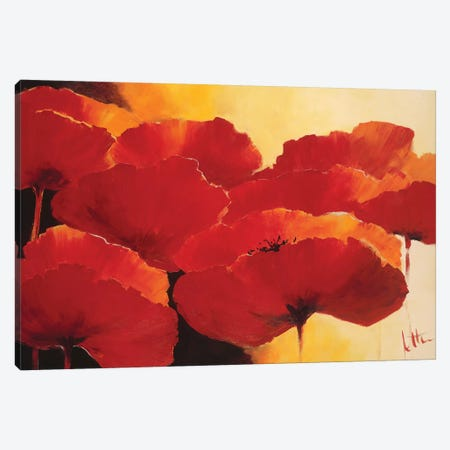 Absolute Beautiful I Canvas Print #JET3} by Jettie Roseboom Canvas Print