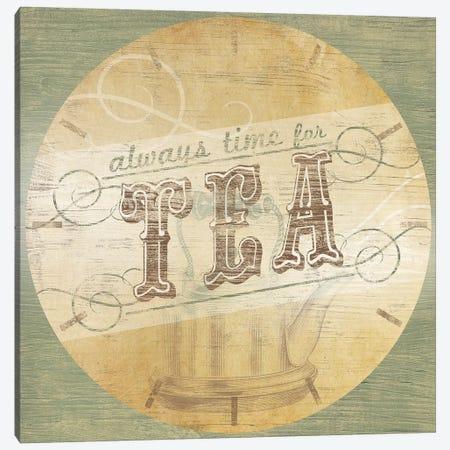 Beverage O'Clock II Canvas Print #JEV1008} by June Erica Vess Art Print