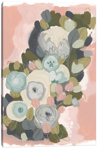 Blossom Cascade II Canvas Art Print