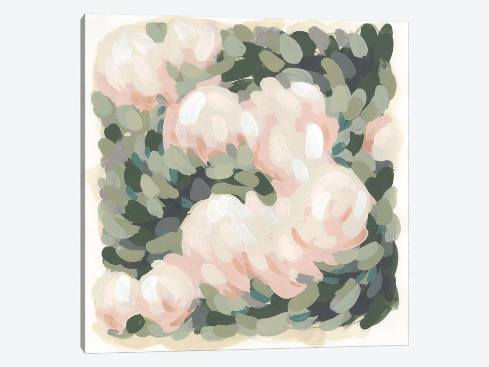 Blush & Celadon I by June Erica Vess 1-piece Art Print