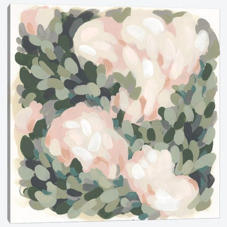 Blush & Celadon II Canvas Print #JEV1014} by June Erica Vess Canvas Print