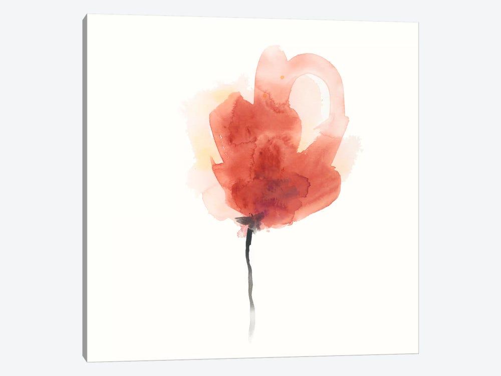 Expressive Blooms III by June Erica Vess 1-piece Canvas Artwork