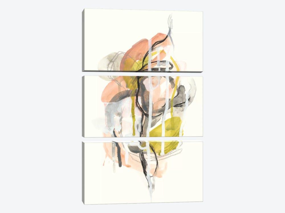 Chimera II by June Erica Vess 3-piece Canvas Print
