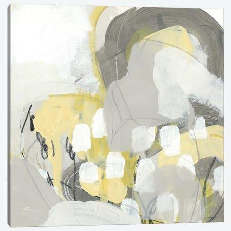 Citron Mist I Canvas Print #JEV1027} by June Erica Vess Canvas Wall Art
