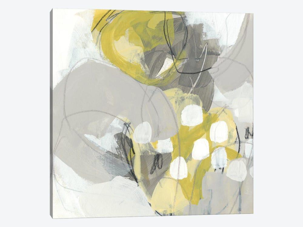 Citron Mist II by June Erica Vess 1-piece Art Print