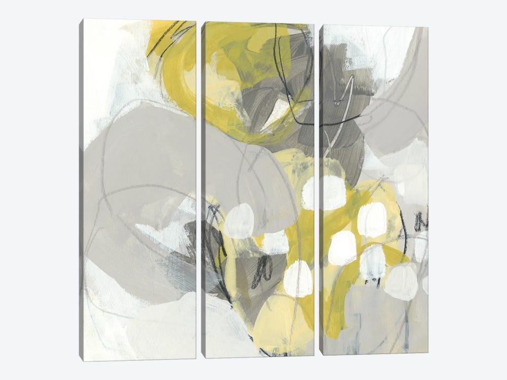 Citron Mist II by June Erica Vess 3-piece Art Print