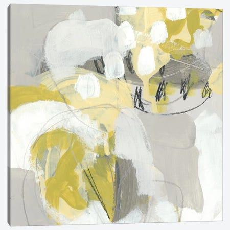 Citron Mist III 3-Piece Canvas #JEV1029} by June Erica Vess Art Print
