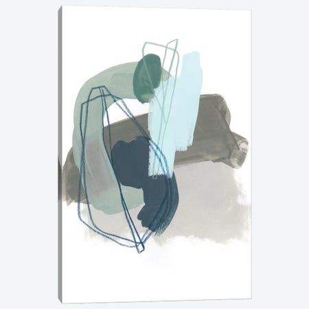 Coda IX Canvas Print #JEV1041} by June Erica Vess Canvas Art Print