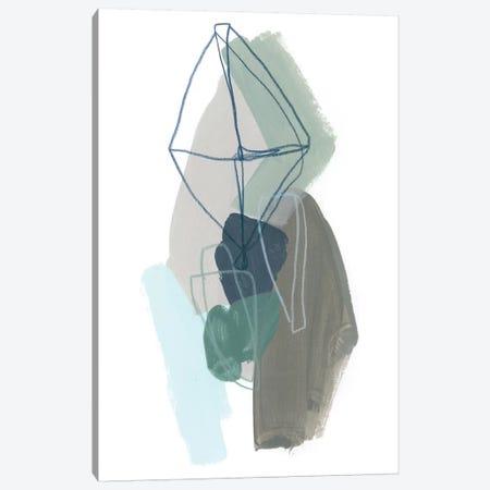 Coda V Canvas Print #JEV1042} by June Erica Vess Canvas Print