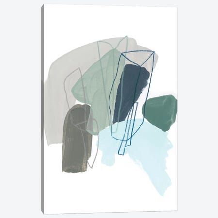 Coda VI Canvas Print #JEV1043} by June Erica Vess Canvas Art Print