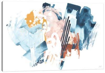Composite Signal I Canvas Art Print