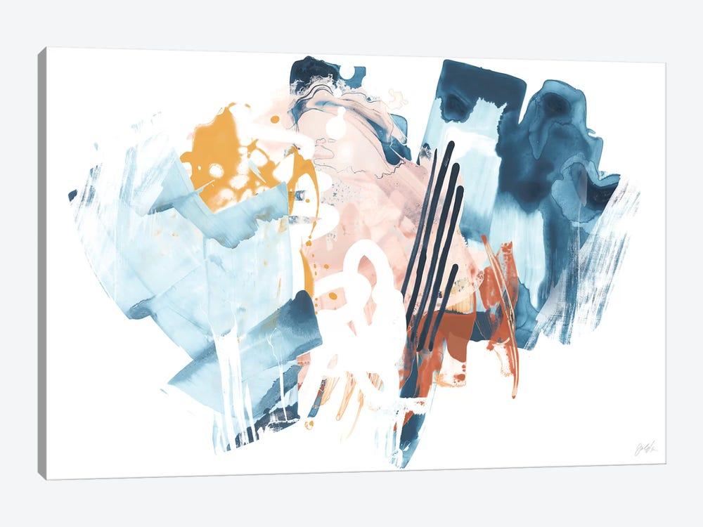 Composite Signal I by June Erica Vess 1-piece Canvas Artwork