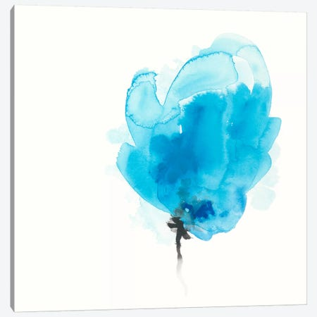 Expressive Blooms VI Canvas Print #JEV104} by June Erica Vess Canvas Art
