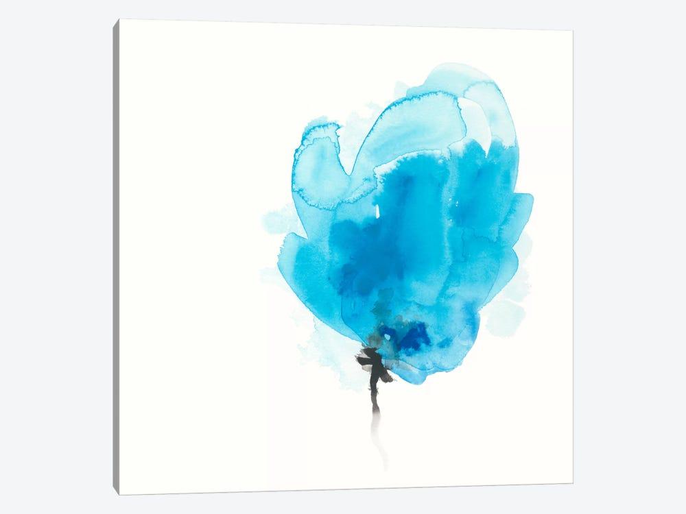 Expressive Blooms VI by June Erica Vess 1-piece Canvas Art Print