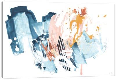 Composite Signal II Canvas Art Print