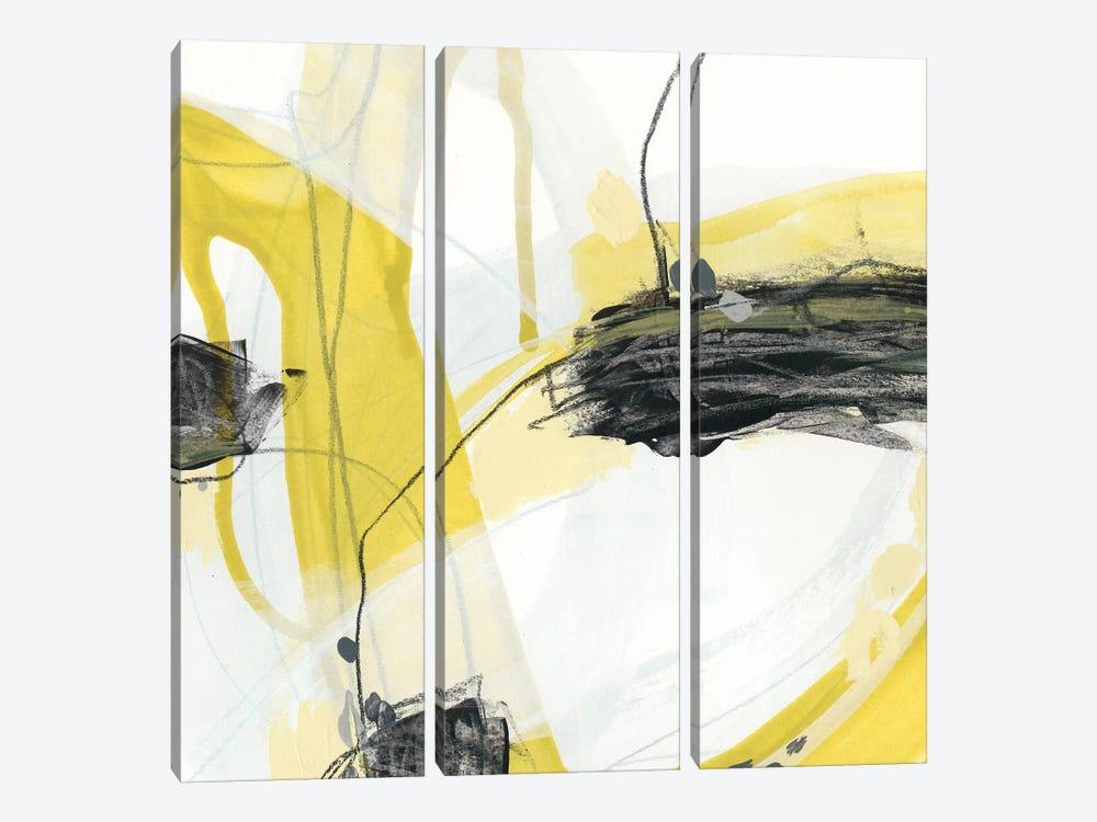 Conduit II by June Erica Vess 3-piece Canvas Artwork