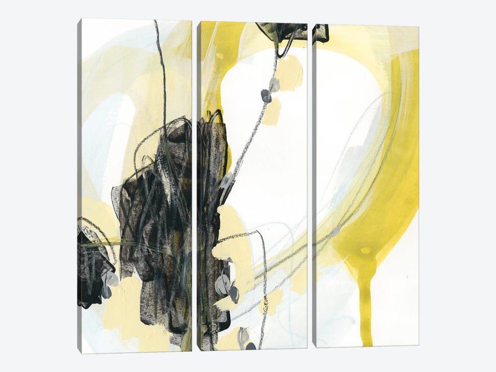 Conduit IV by June Erica Vess 3-piece Canvas Artwork