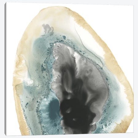 Cropped Geodes III Canvas Print #JEV1057} by June Erica Vess Canvas Print