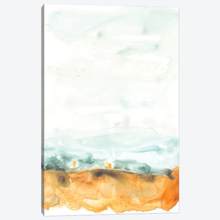 Flowing Sand Bar I Canvas Print #JEV1059} by June Erica Vess Canvas Art