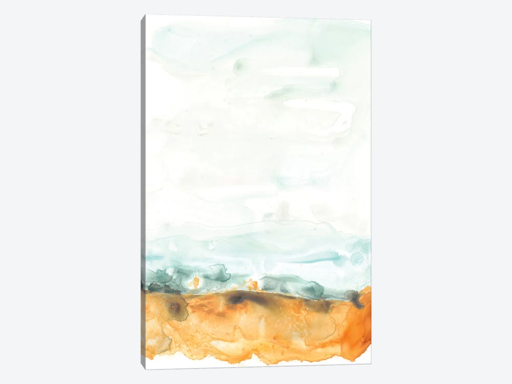 Flowing Sand Bar I by June Erica Vess 1-piece Canvas Art Print