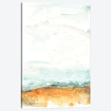 Flowing Sand Bar II Canvas Print #JEV1060} by June Erica Vess Canvas Print