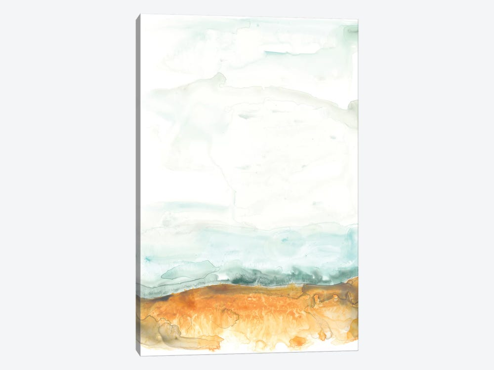 Flowing Sand Bar II by June Erica Vess 1-piece Canvas Art Print